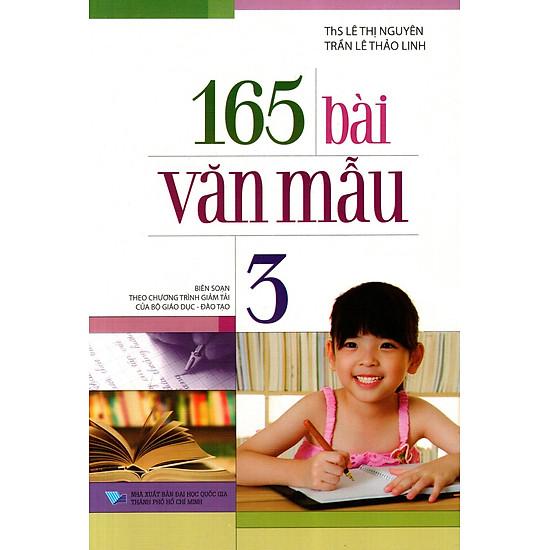 165 Bài Văn Mẫu Lớp 3