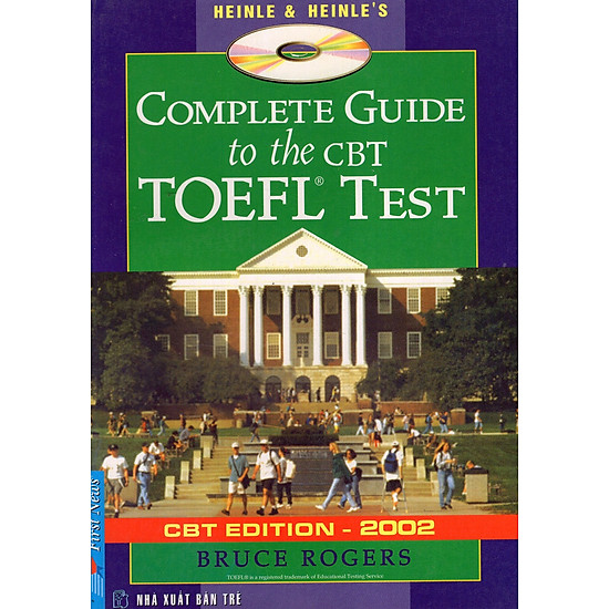 Complete Guide To The CBT TOEFL Test (No CD)