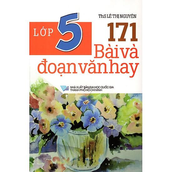 171 Bài Và Đoạn Văn Hay Lớp 5