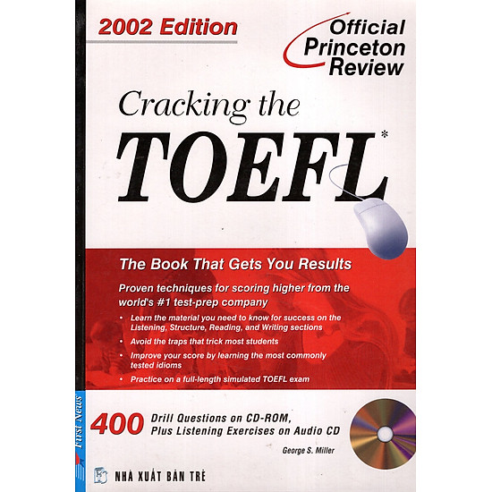 Cracking The TOEFL CBT