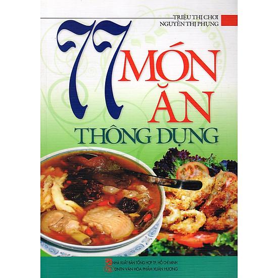 77 Món Ăn Thông Dụng