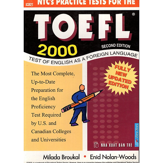 NTC′s Practice Tests For The TOEFL