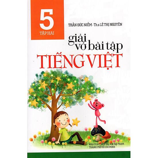 Giải Vở Bài Tập Tiếng Việt Lớp 5 (Tập Hai)