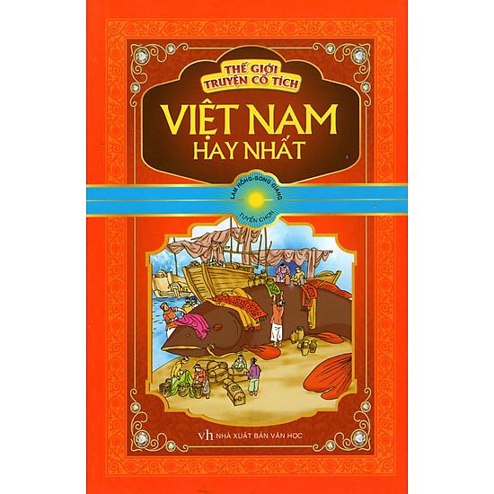 [Download Sách] Thế Giới Truyện Cổ Tích Việt Nam Hay Nhất