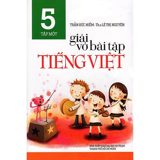 Giải Vở Bài Tập Tiếng Việt Lớp 5 (Tập Một)