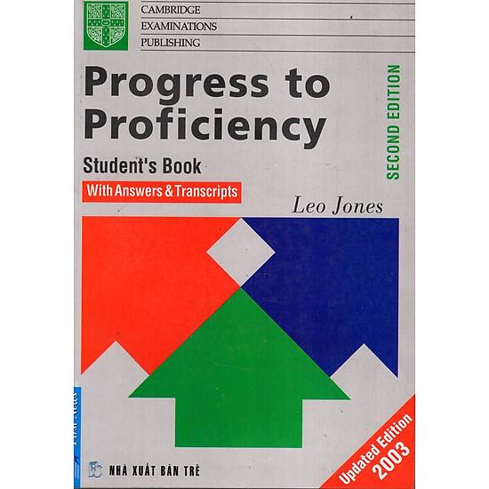 Progress To Proficiency (Student Book) (No CD)