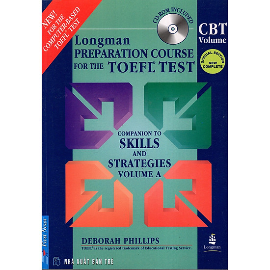 Longman Preparation Course For The TOEFL Test (No CD)