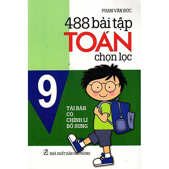 488 Bài Tập Toán Chọn Lọc