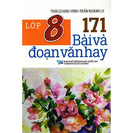 171 Bài Và Đoạn Văn Hay Lớp 8
