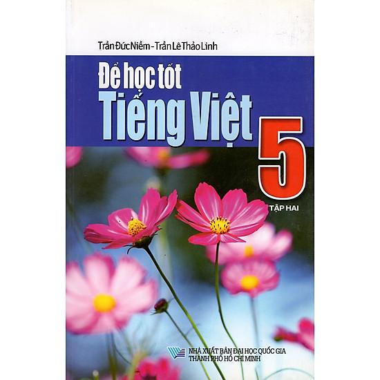 Để Học Tốt Tiếng Việt Lớp 5 (Tập Hai)
