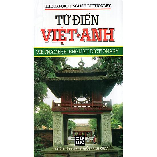 Từ Điển Việt – Anh – Sách Bỏ Túi