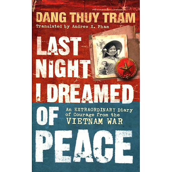 [Download Sách] Last Night I Dreamed Of Peace (Paperback)