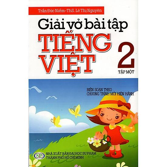 Giải Bài Tập Tiếng Việt Lớp 2 (Tập Một)