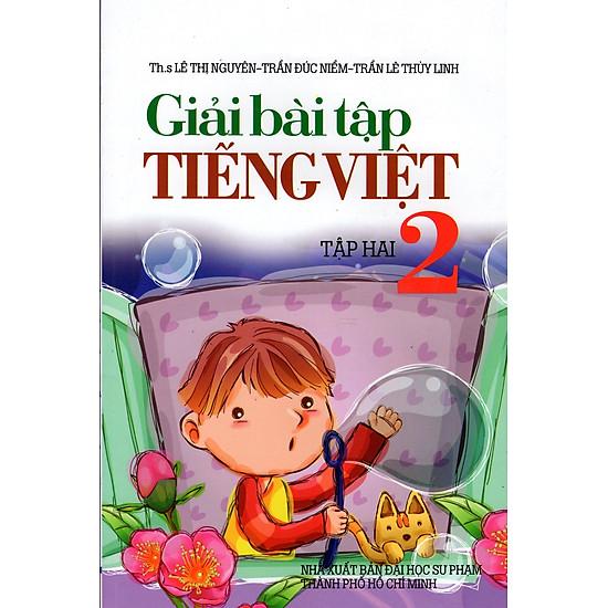 Giải Bài Tập Tiếng Việt Lớp 2 (Tập Hai)