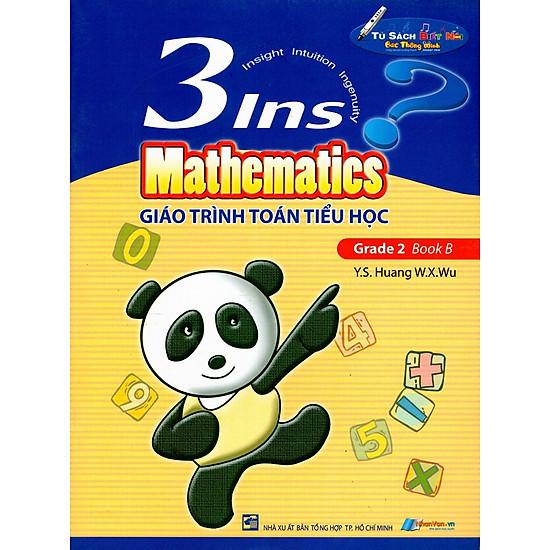 Giáo Trình Toán Tiểu Học - 3Ins Mathematics - Grade 2 Book B