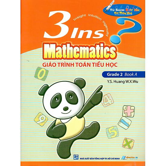 Giáo Trình Toán Tiểu Học - 3Ins Mathematics - Grade 2 Book A