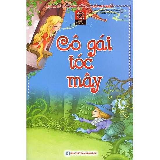 [Download Sách] Vườn Cổ Tích - Cô Gái Tóc Mây