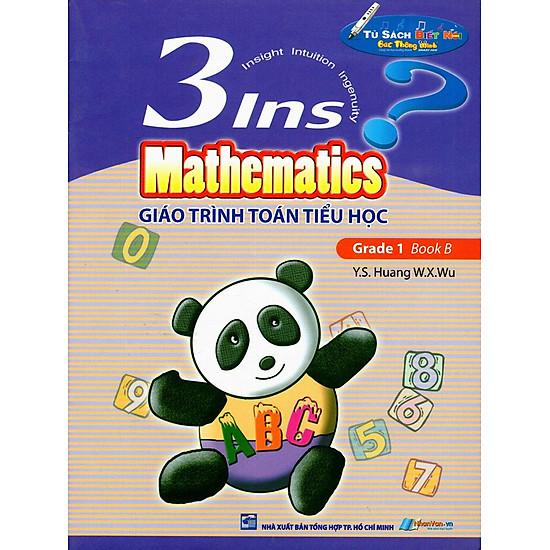 Giáo Trình Toán Tiểu Học - 3Ins Mathematics - Grade 1 Book B