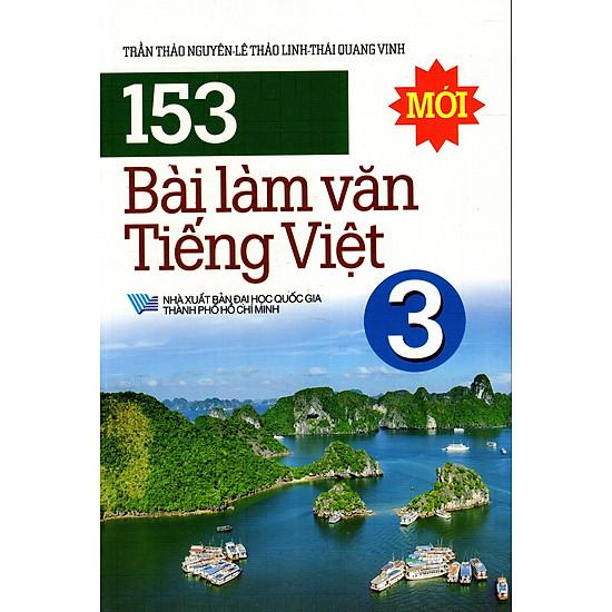 153 Bài Làm Văn Tiếng Việt Lớp 3