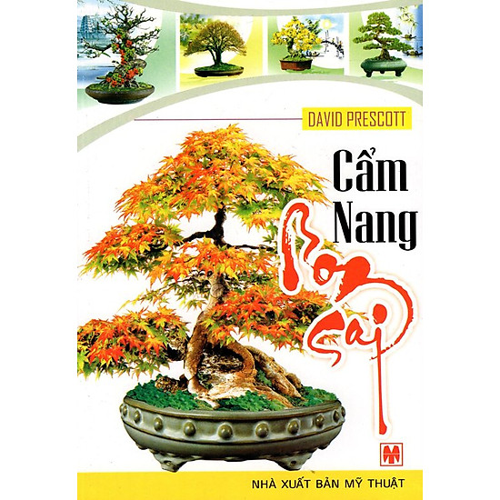 [Download sách] Cẩm Nang Bonsai