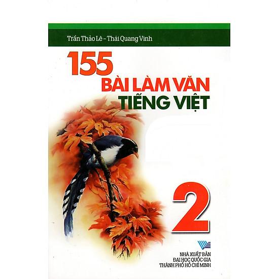 155 Bài Làm Văn Tiếng Việt Lớp 2