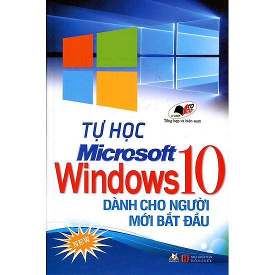 Tự Học Microsoft Windows 10 Dành Cho Người Mới Bắt Đầu