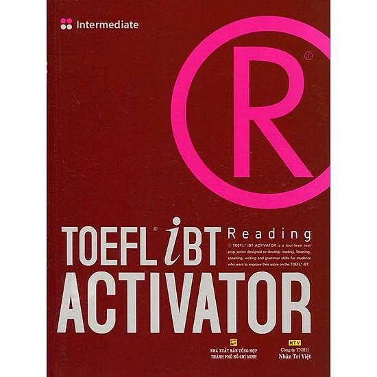 TOEFL iBT Activator Reading Intermediate (Không CD) - EBOOK/PDF/PRC/EPUB