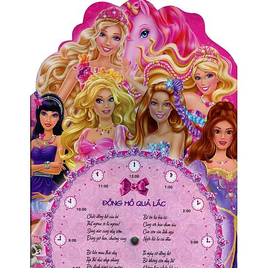 Đồng Hồ Barbie Xinh Đẹp