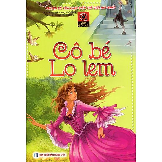 [Download Sách] Vườn Cổ Tích - Cô Bé Lọ Lem