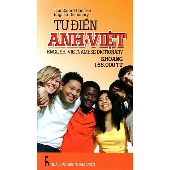 Từ Điển Anh – Việt (Khoảng 165.000 Từ) (2014) – Sách Bỏ Túi
