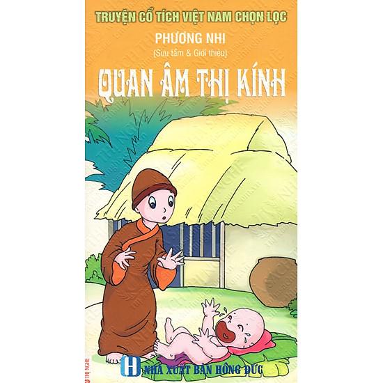 Truyện Cổ Tích Việt Nam Chọn Lọc: Quan Âm Thị Kính
