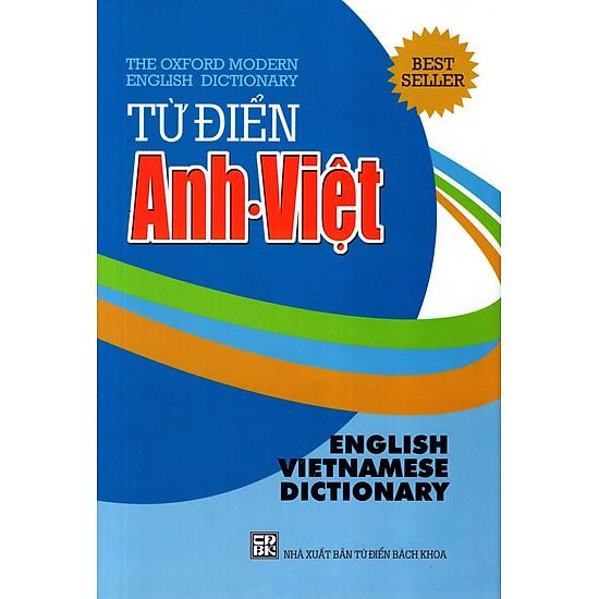 Từ Điển Anh – Việt (2014 – Minh Trí)