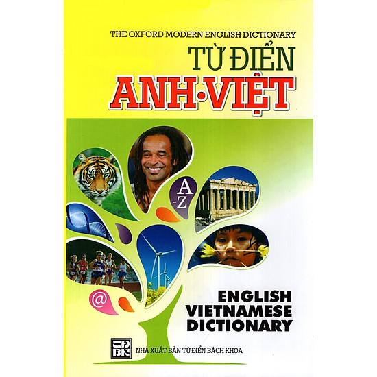 Từ Điển Anh – Việt (2014 – NS Minh Trí)