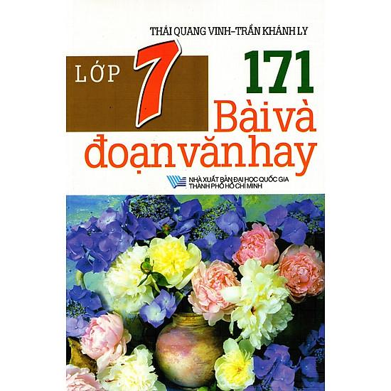 171 Bài Và Đoạn Văn Hay Lớp 7
