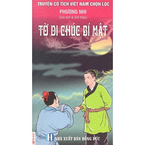 [Download Sách] Truyện Cổ Tích Việt Nam Chọn Lọc: Tờ Di Chúc Bí Mật