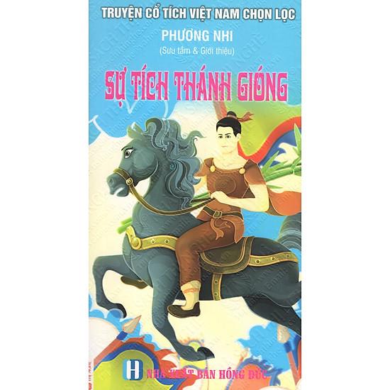 [Download Sách] Truyện Cổ Tích Việt Nam Chọn Lọc: Sự Tích Thánh Gióng