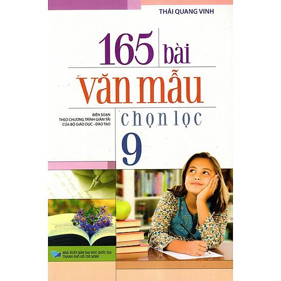 165 Bài Văn Mẫu Chọn Lọc Lớp 9