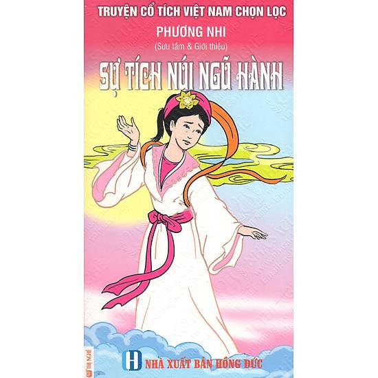 [Download Sách] Truyện Cổ Tích Việt Nam Chọn Lọc: Sự Tích Núi Ngũ Hành