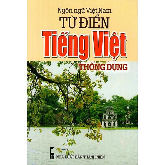 Từ Điển Tiếng Việt Thông Dụng – Sách Bỏ Túi