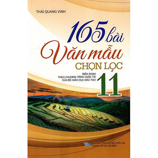 165 Bài Văn Mẫu Chọn Lọc Lớp 11