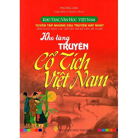 Kho Tàng Văn Học Việt Nam – Kho Tàng Truyện Cổ Tích Việt Nam