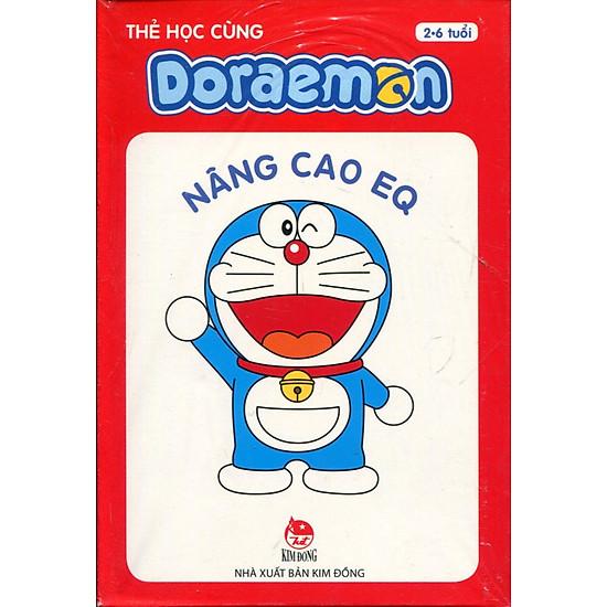 Thẻ Học Cùng Doraemon – Nâng Cao EQ (Tái Bản)