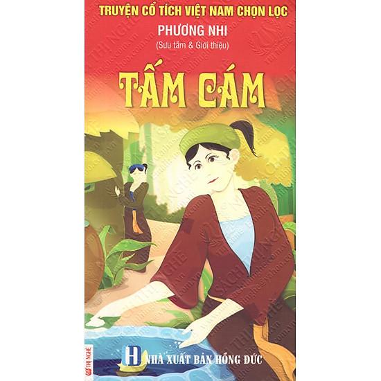 [Download Sách] Truyện Cổ Tích Việt Nam Chọn Lọc: Tấm Cám