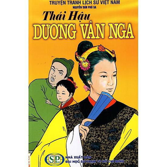 Truyện Tranh Lịch Sử Việt Nam - Dương Vân Nga