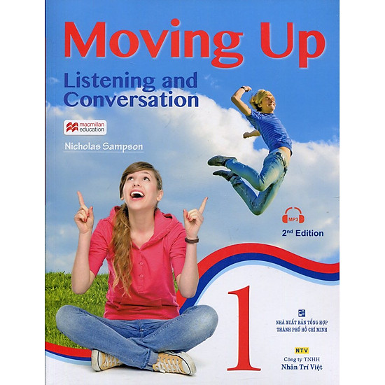 Moving Up – Listening And Conversation 1 (Kèm CD)