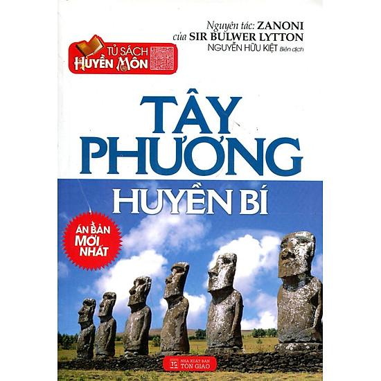 [Download Sách] Tủ Sách Huyền Môn - Tây Phương Huyền Bí