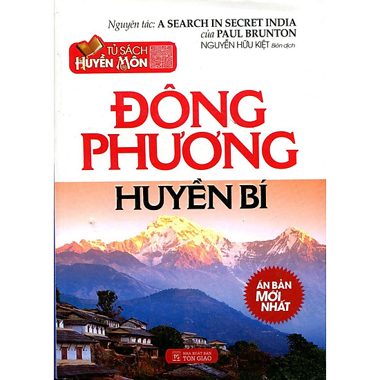 [Download Sách] Tủ Sách Huyền Môn - Đông Phương Huyền Bí