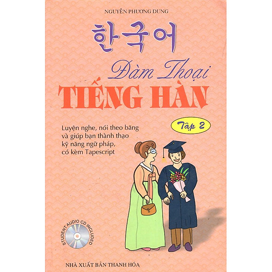 [Download Sách] Đàm Thoại Tiếng Hàn (Tập 2)