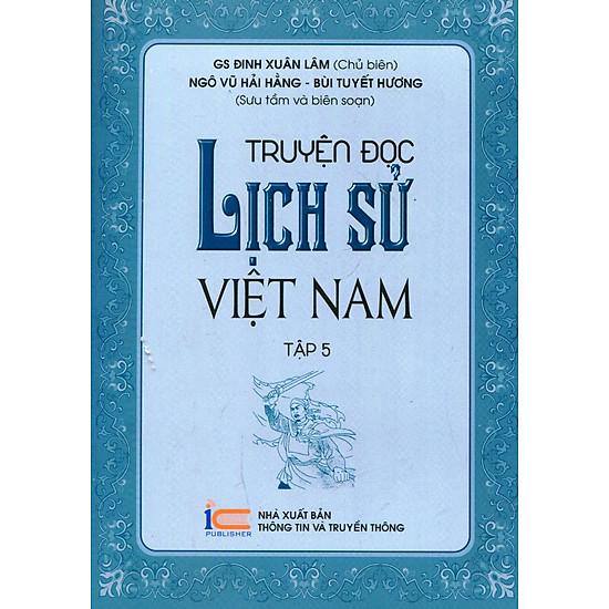 Truyện Đọc Lịch Sử Việt Nam (Tập 5)