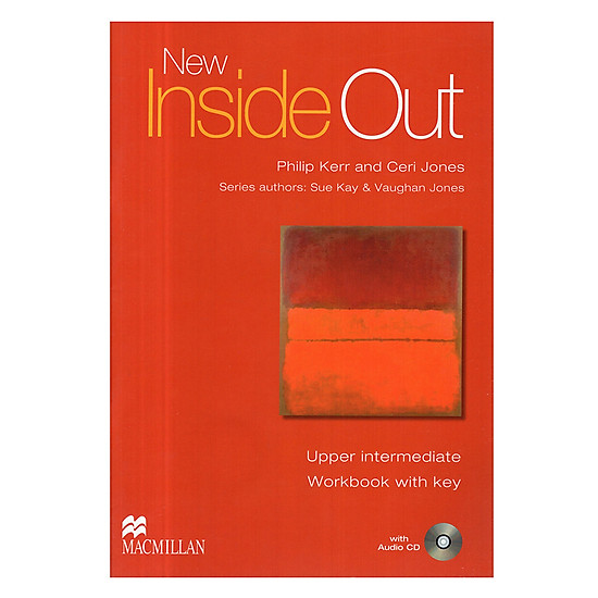 New Inside Out Upper-Inter: Workbook With Key With CD-Rom – Paperback